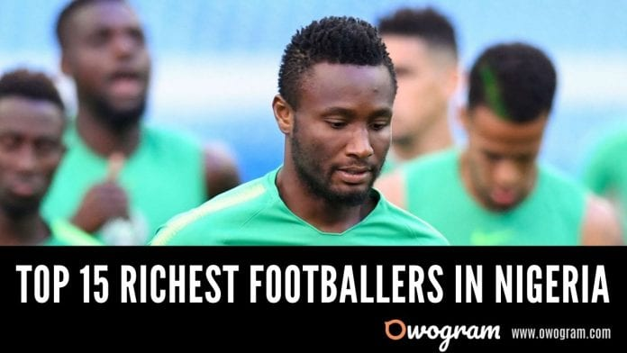 Top Richest Footballers In Nigeria