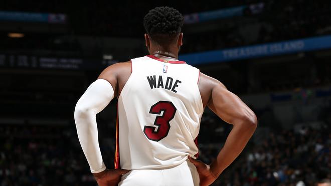Best Dribblers In NBA - Dwayne Wade