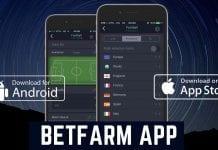 Betfarm app