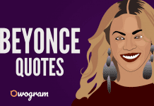 Beyonce Quotes On Success and life