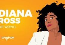 Diana Ross net worth
