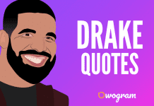 Drake Graham Quotes and Sayings About Life and Success