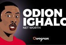 Odion Ighalo Net Worth
