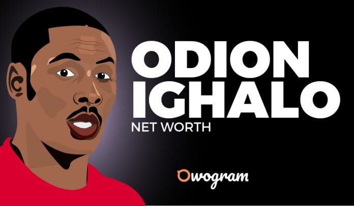Odion Ighalo Net Worth
