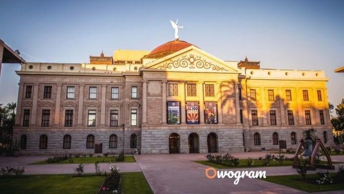 Phoenix State Capital of Arizona