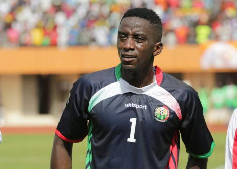Richest Kenyan Soccer players - Arnold Origi