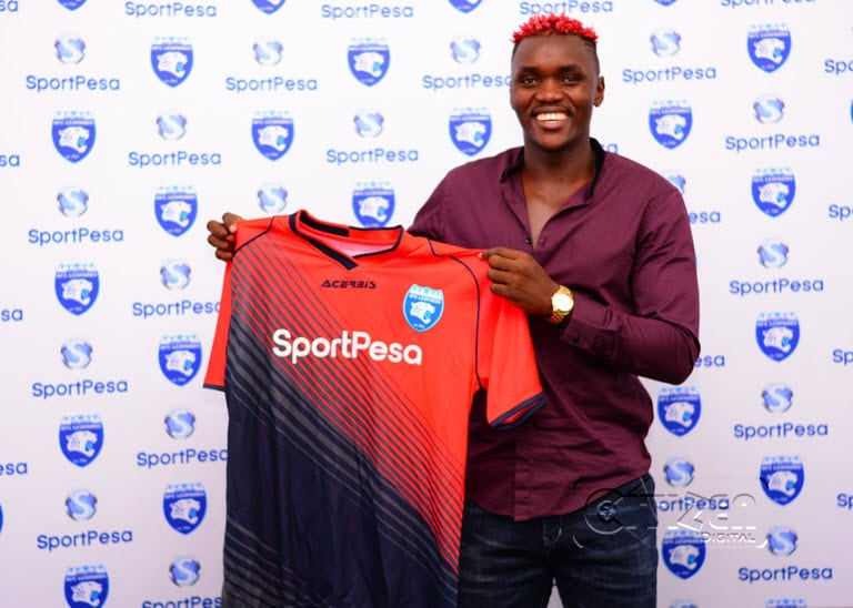 Richest Football players In Kenya - David Ochieng