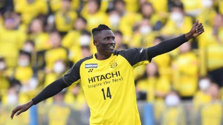 Richest Footballers In Kenya - Michael Olunga