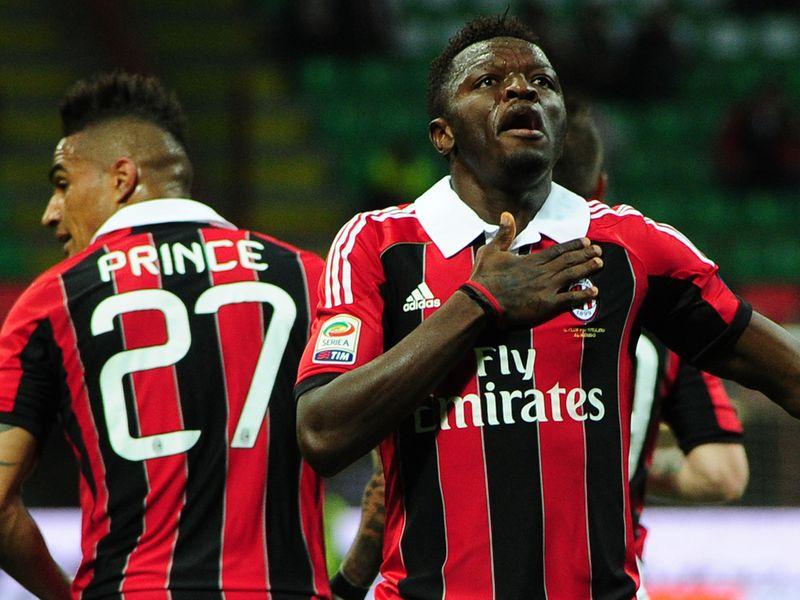 Richest Ghanaian soccer players - Sulley Ali Muntari