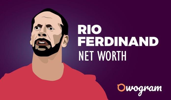 Rio Ferdinand net worth and biography