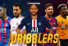 Top 20 Best Dribblers In Football