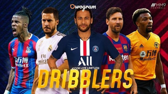 Top 20 Best Dribblers In Football