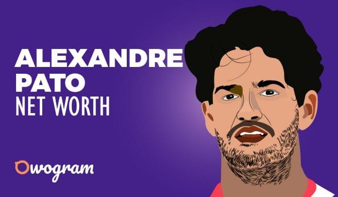 Alexandre Pato net worth