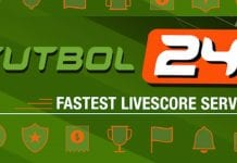 Futbol24 livescore today site review