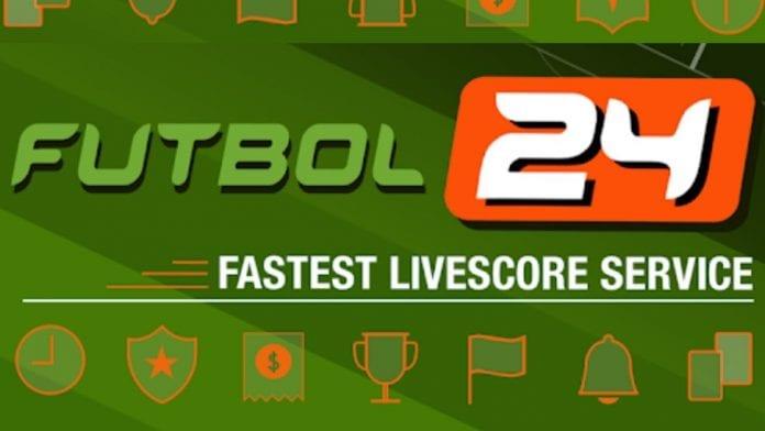 Futbol24 livescore today site review