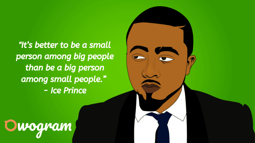 Ice prince quotes and sayings
