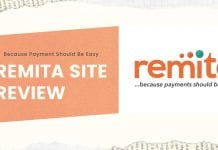 Remita Website Review