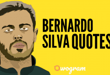 Bernardo Silva quotes about football