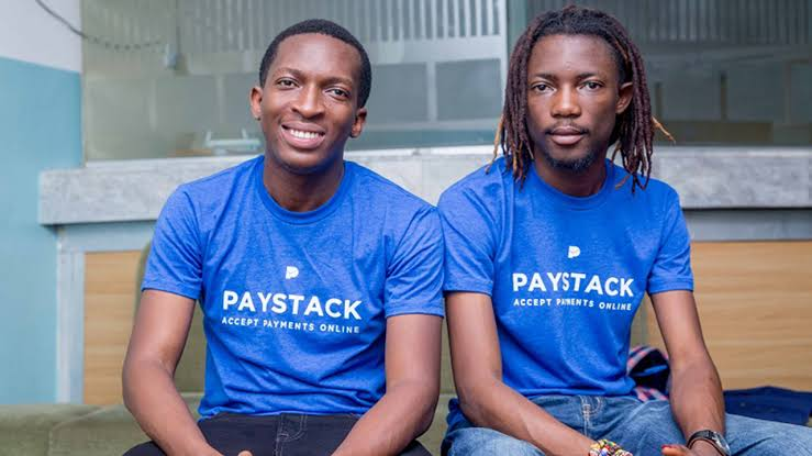Co founders of Paystack payments limited