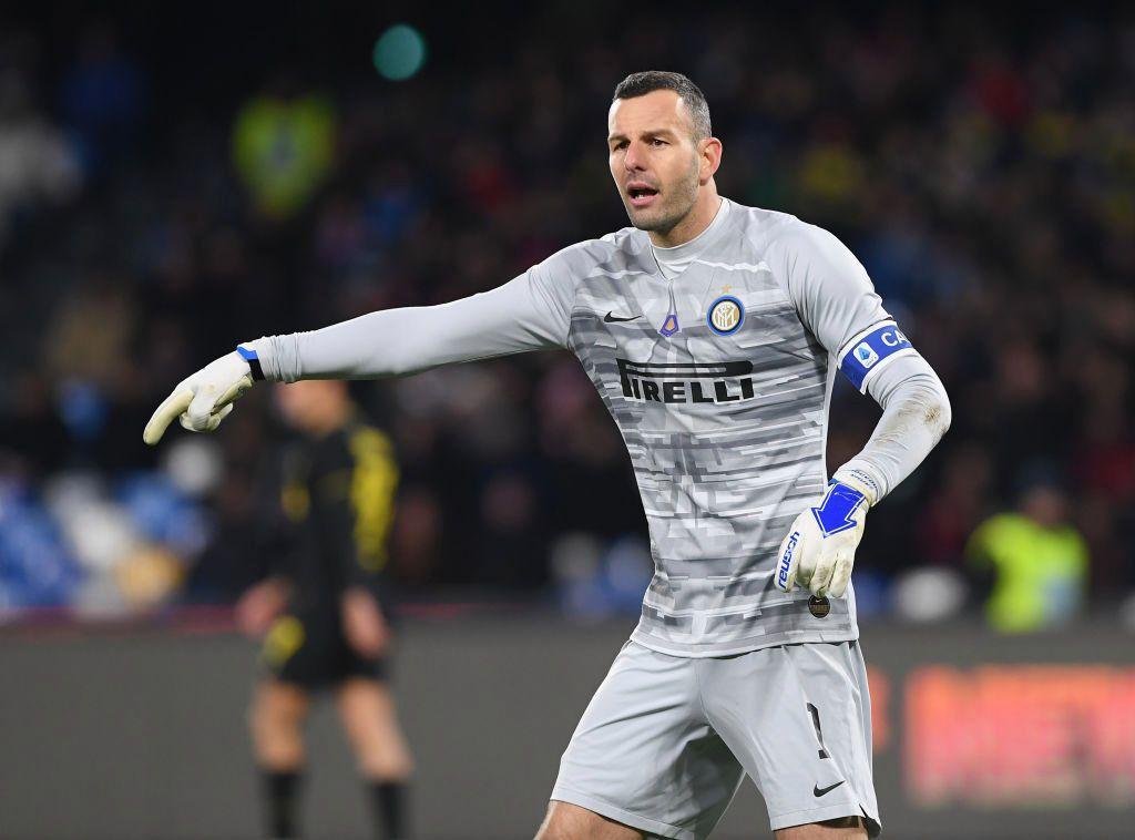 Top 10 Goal Keepers in the world - Samir Handanovic