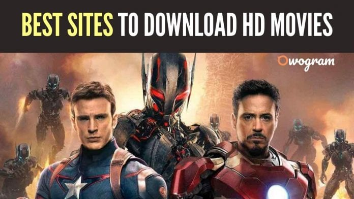 Top 10 Best Website to Download Movies In Full HD