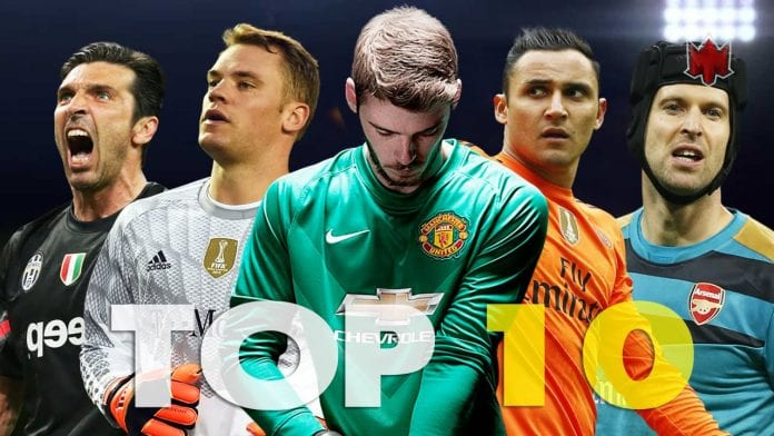 Top 10 Goalkeepers In the World Right now