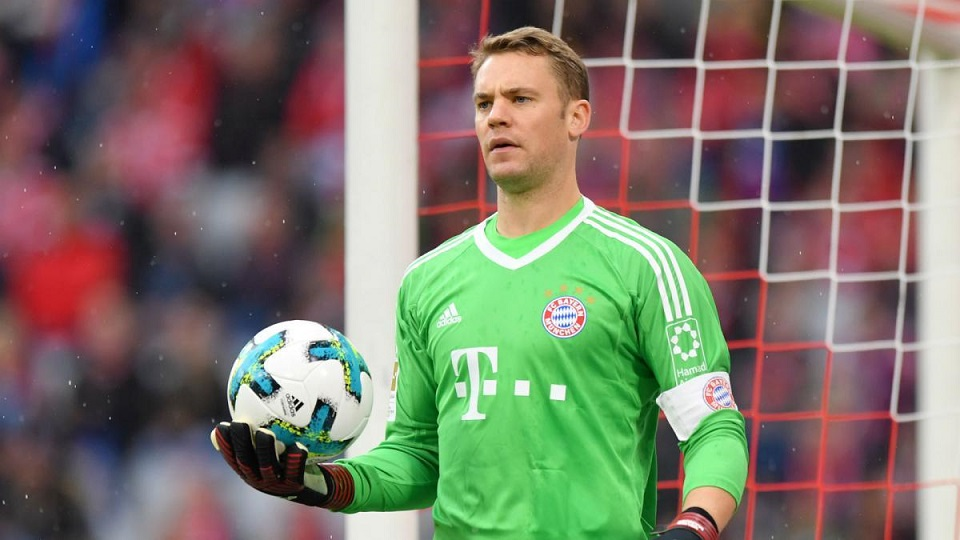Top 10 Goalkeepers in the world Manuel Neuer