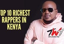 Top 10 Richest rappers in Kenya