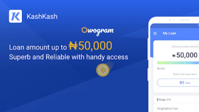 KashKash loan app review