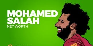 Mohamed Salah net worth and biography