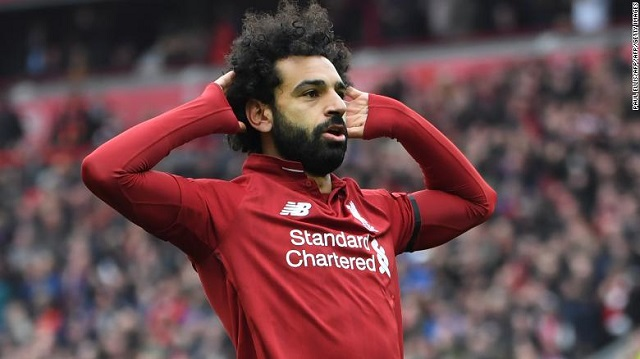 Mohammed-salah African footballer