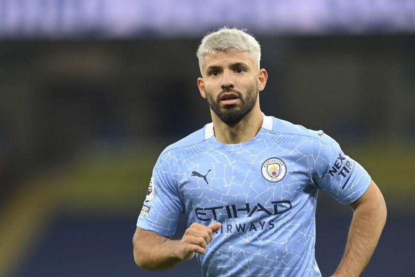 Sergio Aguero - Most paid English Premier League Players