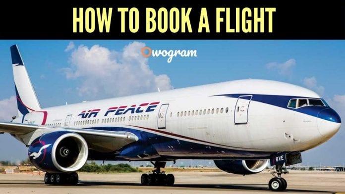How to Book A Flight In Nigeria