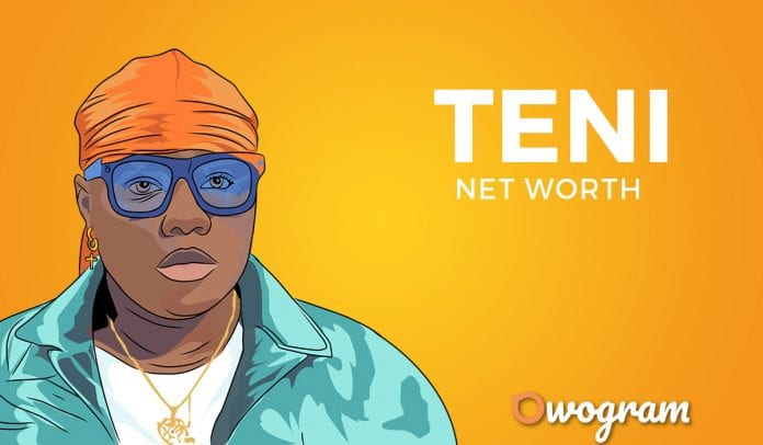 Teni net worth
