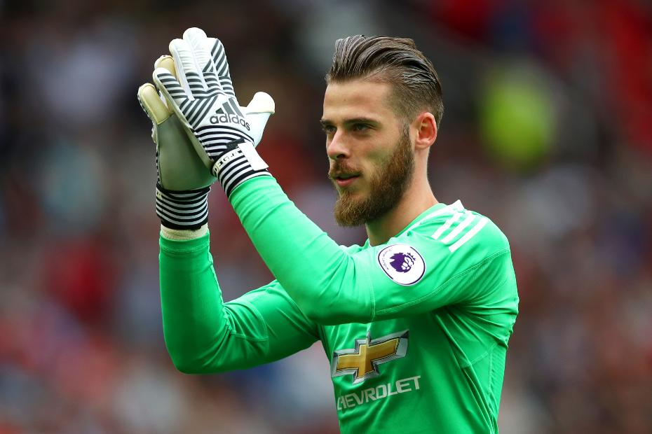 The Highest paid players in EPL - David De Gea