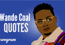 Wande Coal Quotes & Sayings