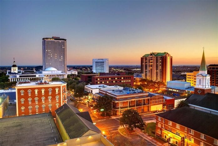 tallahassee the capital of Florida