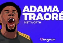 Adama Traore Net Worth and Biography