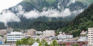 Juneau city is the capital of alaska