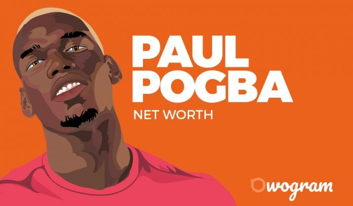 Paul Pogba net worth and biography