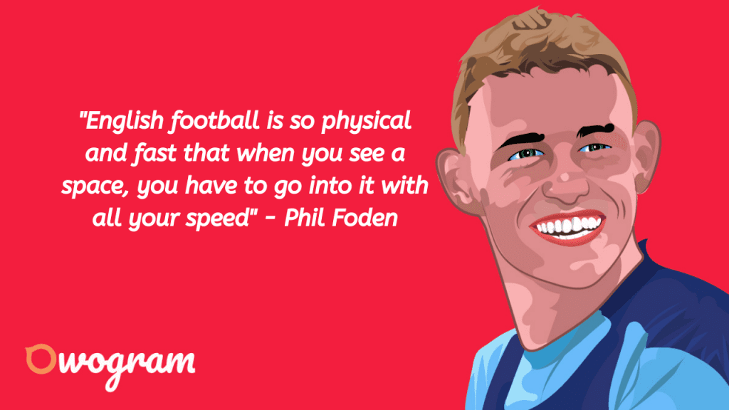Quotes by Foden Phil