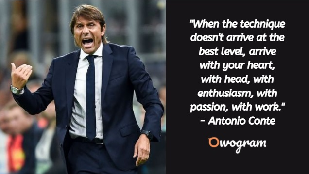 Quotes by top Football managers