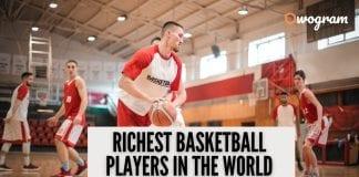 Richest Basketball Players
