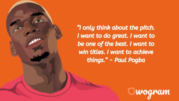 how much is paul pogba net worth