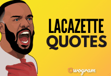 Alexandre Lacazette quotes about football and life