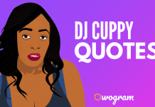 DJ Cuppy quotes about life and success