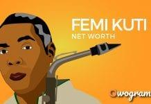 Femi Kuti Net Worth and Biography