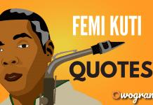 Femi Kuti quotes