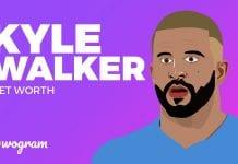 Kyle Walker Net Worth