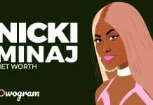 Nicky Minaj Net Worth and Biography